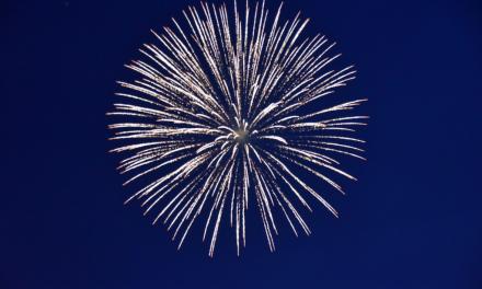 Info zum Feuerwerk am Freitag
