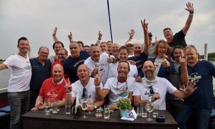"""Leinen Los"" Düsseldorfer Jonges gingen an Bord"