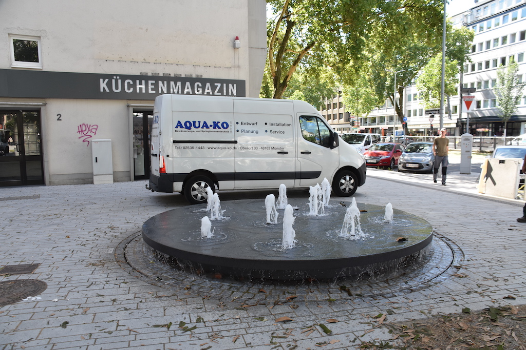 Probelauf Foto: LOKALBÜRO