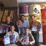 Fortunas Merchandising Katalog mit Manga Zeichnungen