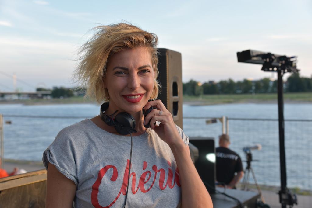 DJ Giulia Siegel Foto: LOKALBÜRO