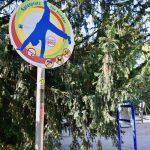 Notfallnummern auf städtischen Kinderspielplätzen