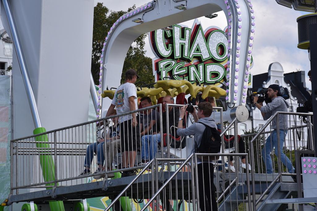 "Chaos Pendel"" Foto: LOKALBÜRO"
