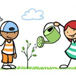 Jungbäume haben Durst – Bürger können helfen