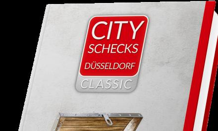 Neues Gutscheinbuch für Düsseldorf