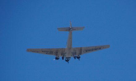 Die Ju-52 — sie fehlt am Himmel über Düsseldorf
