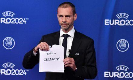 Deutschland wird die EM 2024 ausrichten