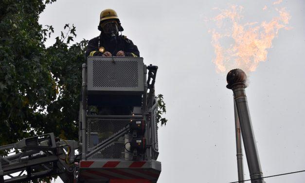 Feuerwehr Großeinsatz am Carlsplatz