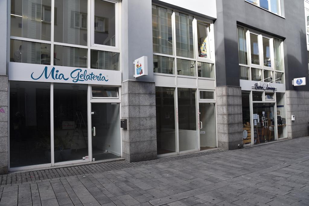 Neue Räumlichkeiten in der Neustraße Foto: LOKALBÜRO