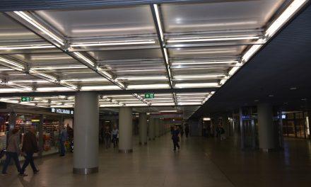 Heinrich-Heine-Allee bekommt neue Lichtdecke