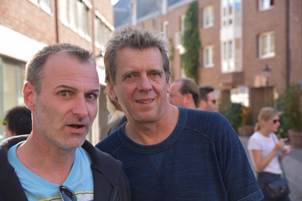 Andy und Fan Foto: LOKALBÜRO