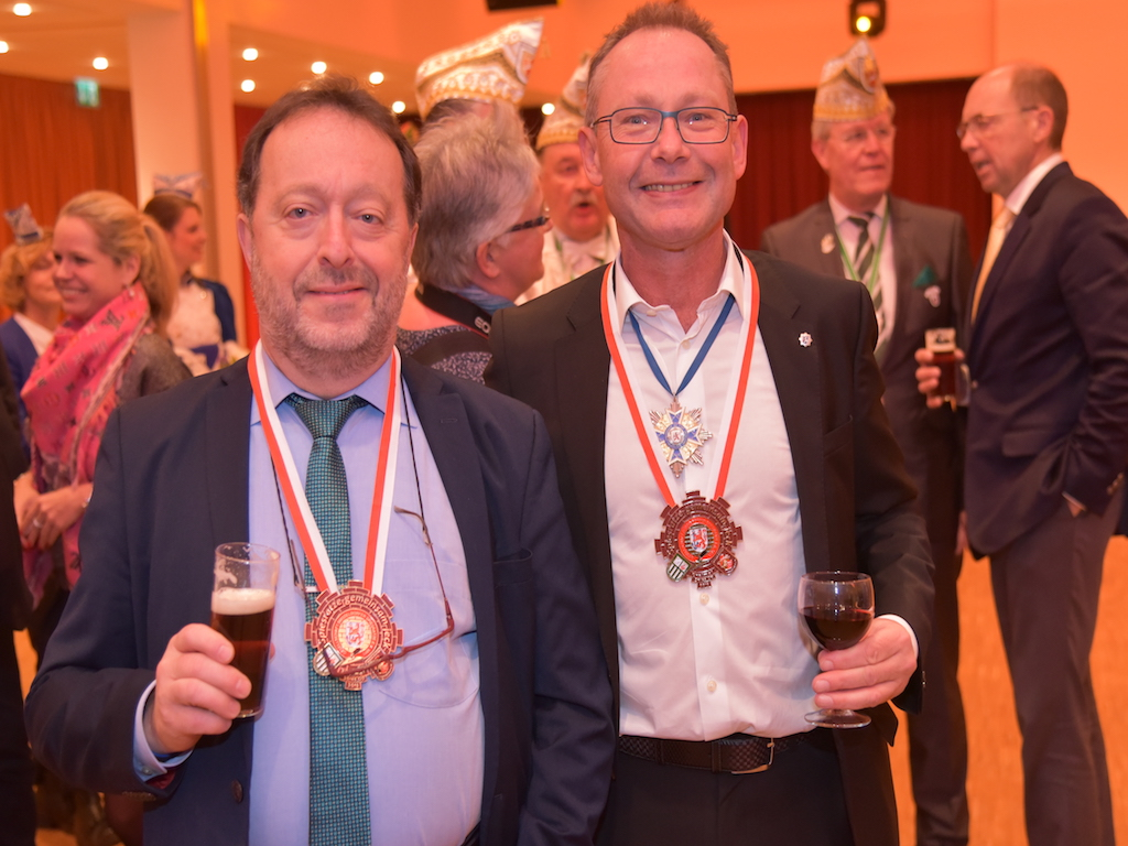 Michael Szentei-Heise und Walter Schuhen Foto: LOKALBÜRO