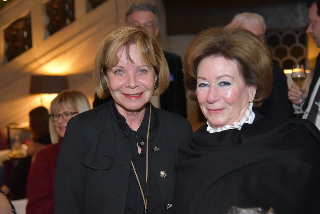 Hille Erwin und Ulla Schramma Foto: LOKALBÜRO