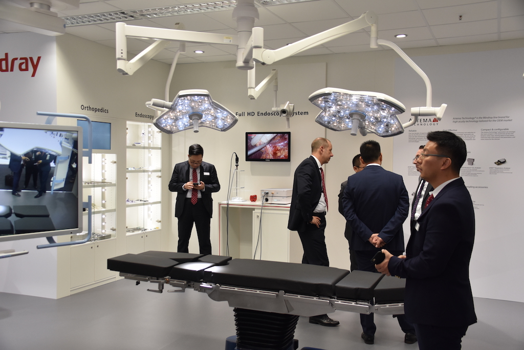 Medica Düsseldorf Foto: LOKALBÜRO