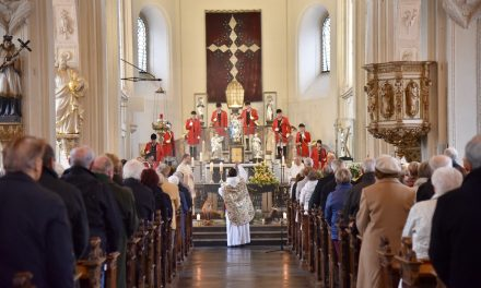 Hubertusmesse in der Andreaskirche