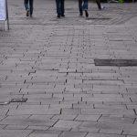 Bolkerstraße wird Teststrecke für Altstadtpflaster
