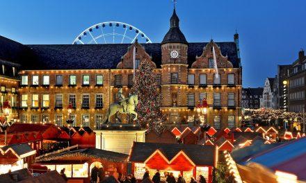 Düsseldorfer Weihnachtsmarkt 2018 stimmungsvoll eröffnet