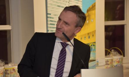 Oberbürgermeister zieht positive Bilanz 2018