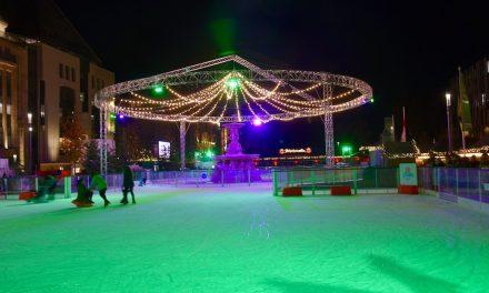 DEG Winterwelt hat auch Heiligabend geöffnet