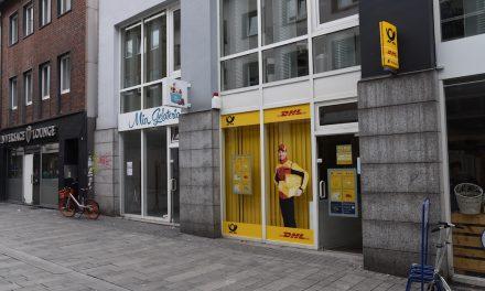Postfiliale Altstadt seit dem 1. Dezember in neuen Räumlichkeiten