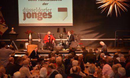 Heino bei den Düsseldorfer Jonges
