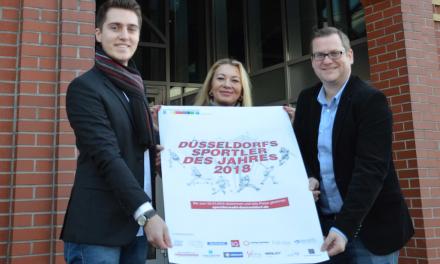 Düsseldorf wählt seine Sportler des Jahres 2018