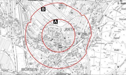 Bombenfund in Düsseldorf-Rath: 7.100 Menschen müssen ihre Wohnungen verlassen