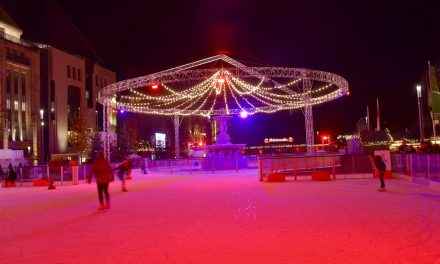 DEG Winterwelt an der Kö beendet
