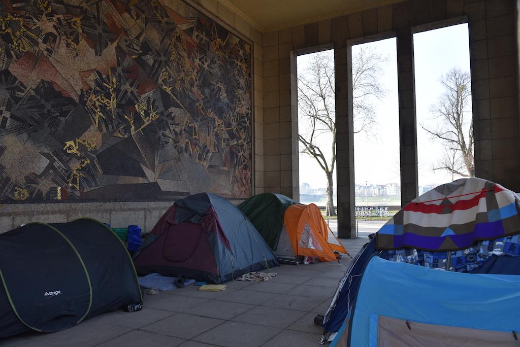 Schlafplätze Foto: LOKALBÜRO