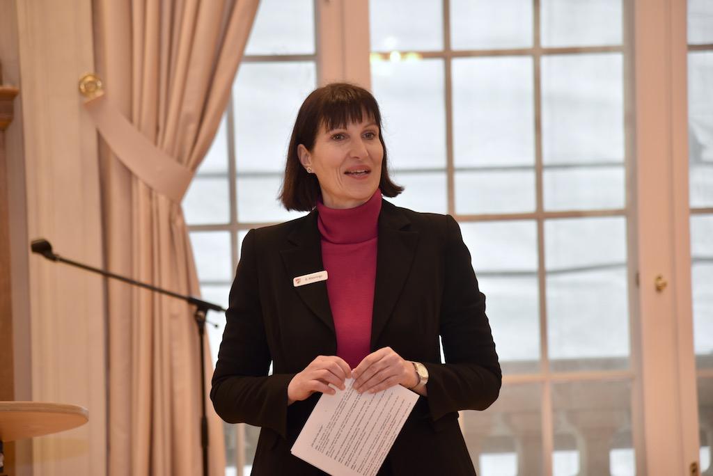 Bürgermeisterin aus Hilden Birgit Alkenings Foto: LOKALBÜRO