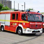 Explodierter Tauchcomputer löst Feuerwehreinsatz auf der Messe aus
