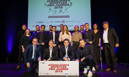 Düsseldorf hat seine Sportler des Jahres 2018