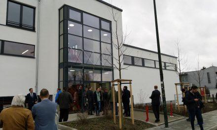 Neue Heimat des Fortuna-Nachwuchses feierlich eröffnet
