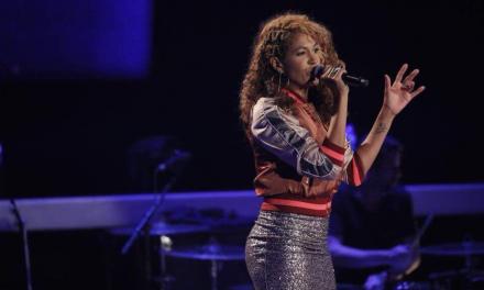 """Unsere """"Voice-Lady"""" BB Thomaz — mit Queen nach Israel"""