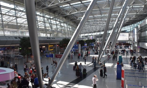 Kurzfristig anberaumter Verdi-Warnstreik bei Abfertigungsdienstleister am Düsseldorfer Airport