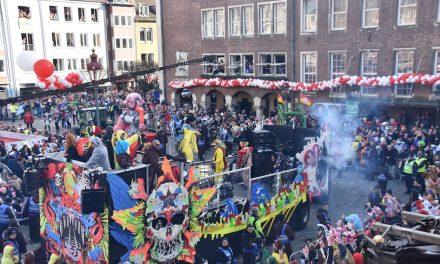 Am 4. März kütt d'r Zoch — die Stadt informiert