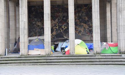 Lösungen für Obdachlose am NRW-Forum gesucht