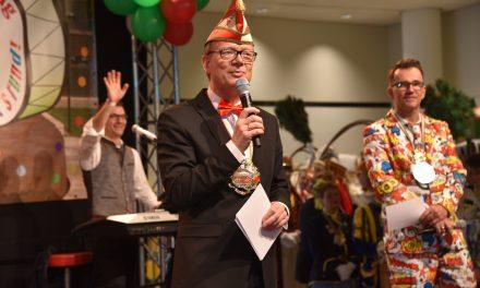 Großer Empfang von Tollitäten beim Närrischen Landtag