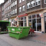 Burger King in der Altstadt bekommt neues Gesicht