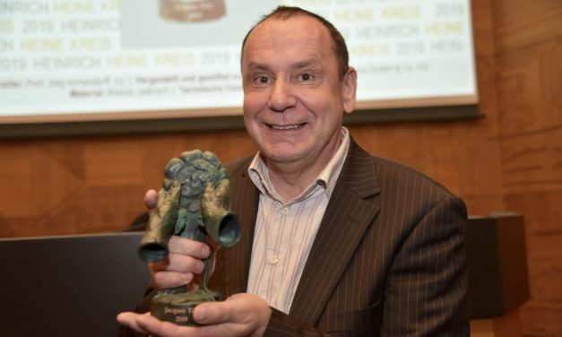 Auszeichnung für Jacques Tilly