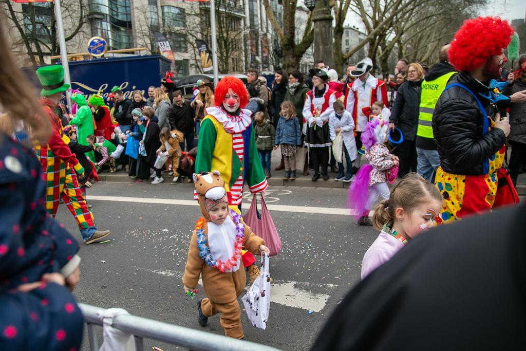 Kinder- und Jugendumzug Foto: Nadine Klein