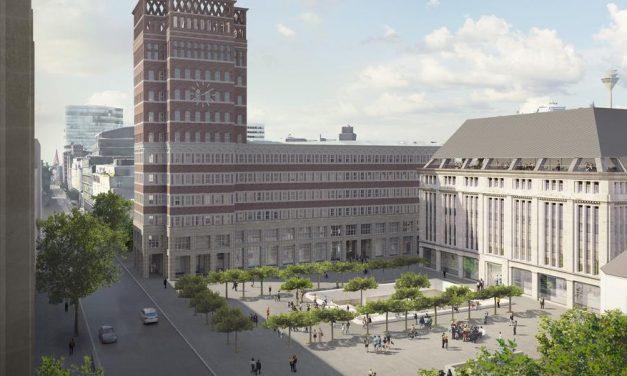 OB Geisel beklagt irreführende Behauptungen zur Neugestaltung des Heine-Platzes