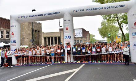 20.000 Teilnehmer beim Metro Marathon erwartet