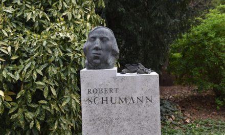 Robert Schumann ist zurück im Hofgarten