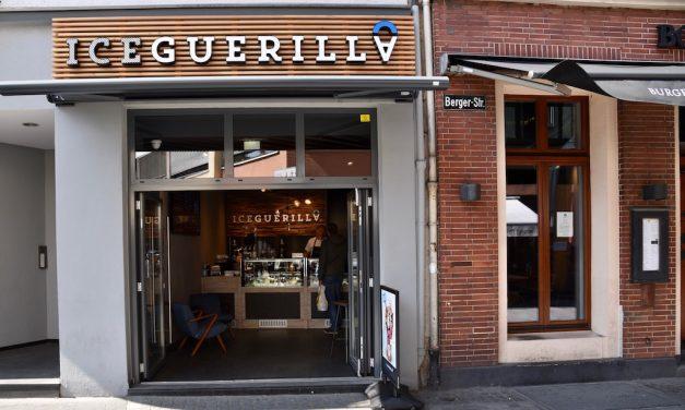 IceGuerilla am Carlsplatz hat eröffnet