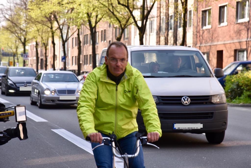 Dirk Jansen vom BUND Foto: LOKALBÜRO