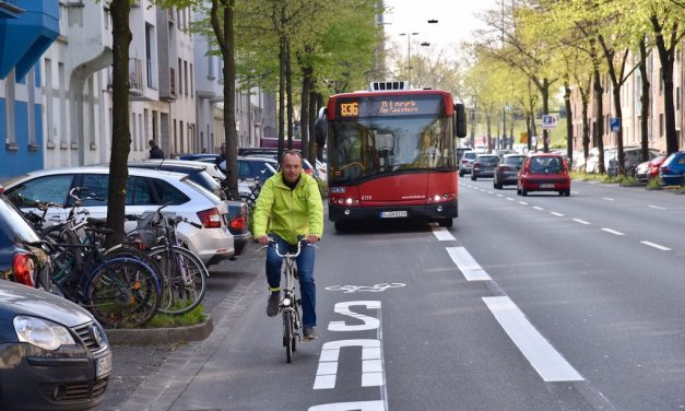 Verkehrswende für Düsseldorf – mit Dirk und Eddy