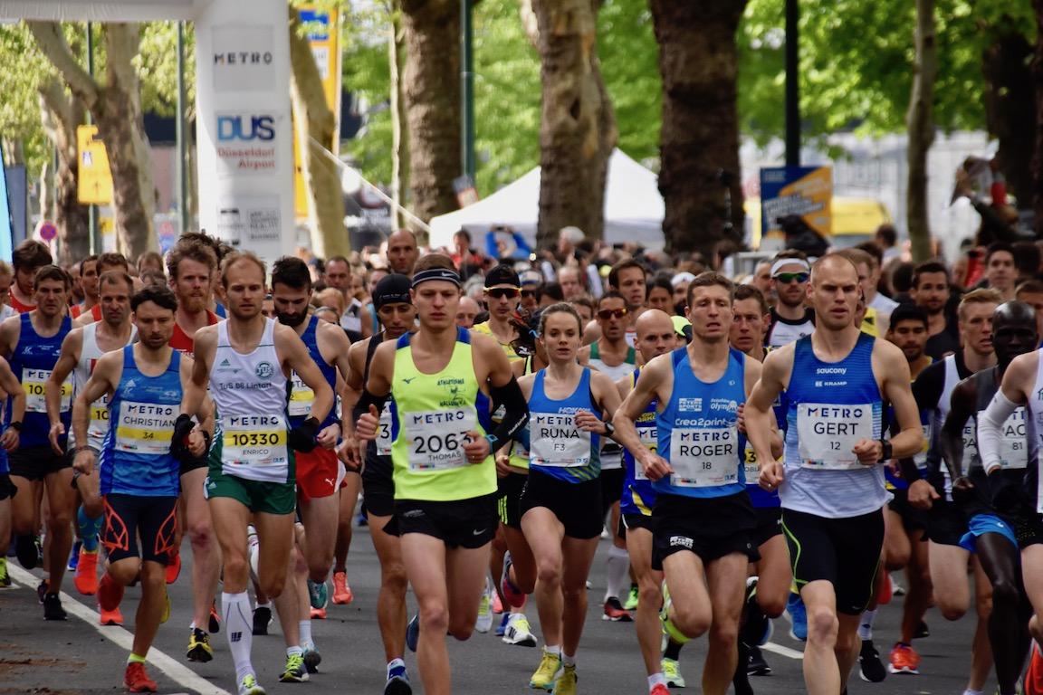Start Marathon Foto: LOKALBÜRO