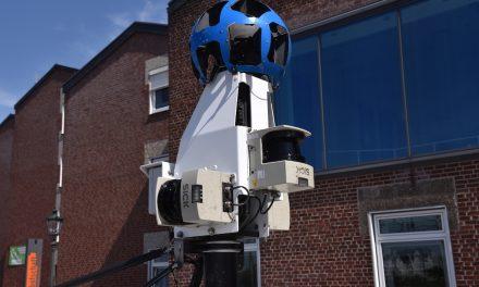 Google Kamera-Auto wieder in Düsseldorf unterwegs