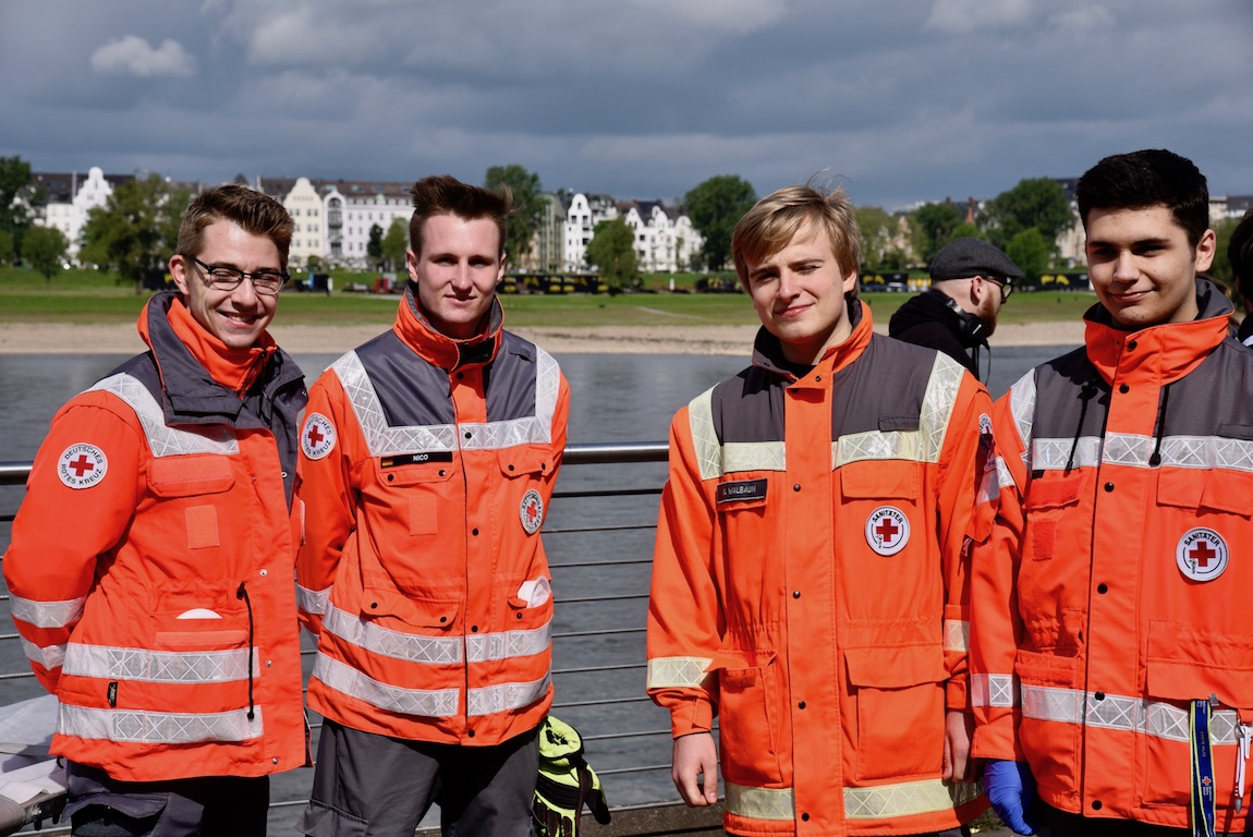 Rettungssanitäter Foto: LOKALBÜRO